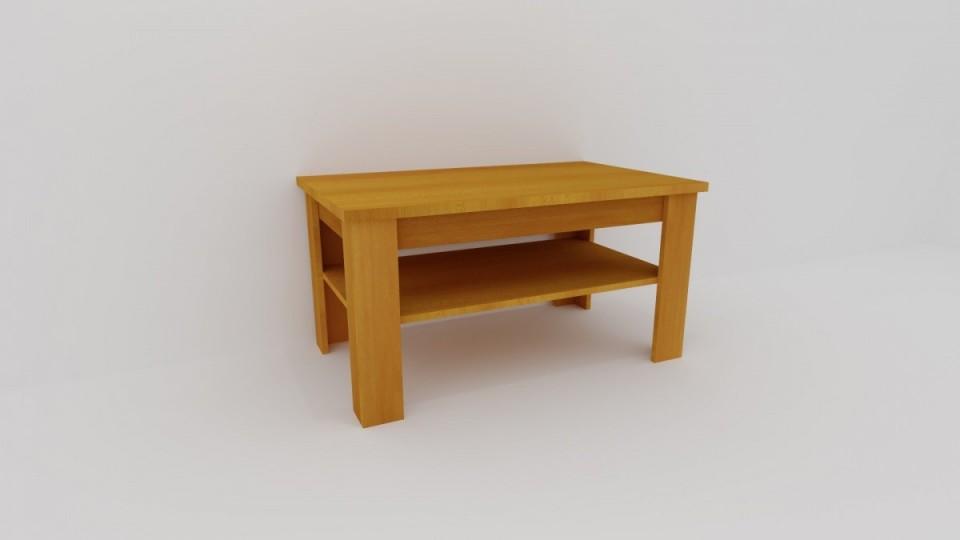 Konferenční stolek ALAN, š.100cm
