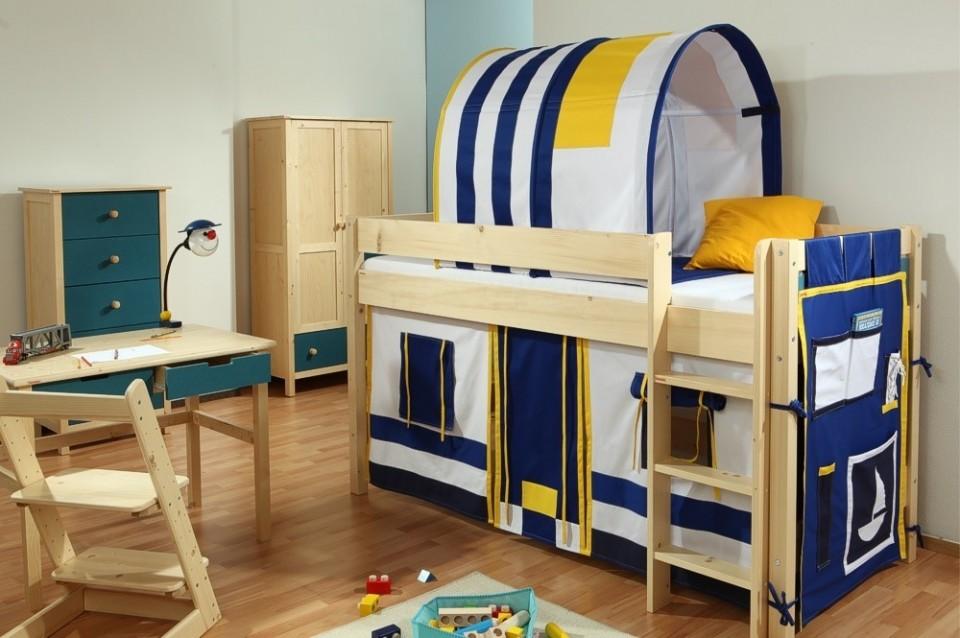 Dětská patrová postel Bella nízká