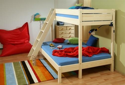 Etážová postel Terry