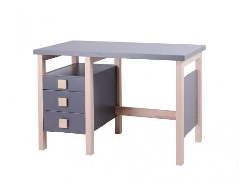 Psací stůl Henry I. ŠEDÝ
