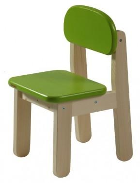 Dětská židle PUPPI - ZELENÁ