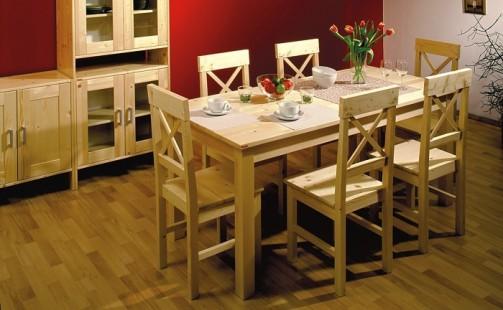 Jídelní stůl 175x85 přírodní