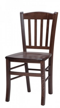 Židle VENETA masivní sedák