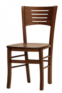 Židle VERONA masivní sedák
