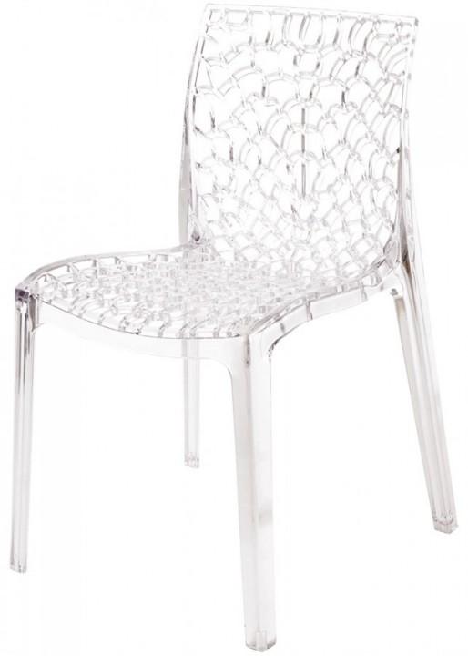 Plastová židle GRUVYER