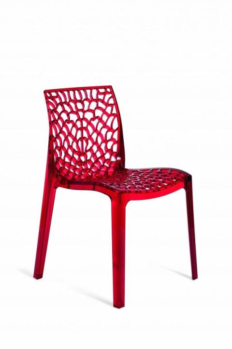 Plastová židle GRUVYER č.2